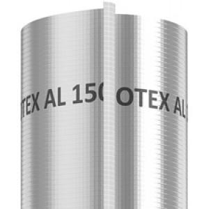 Fólie na ochranu izolácií paronepriepustna hliníková 150g